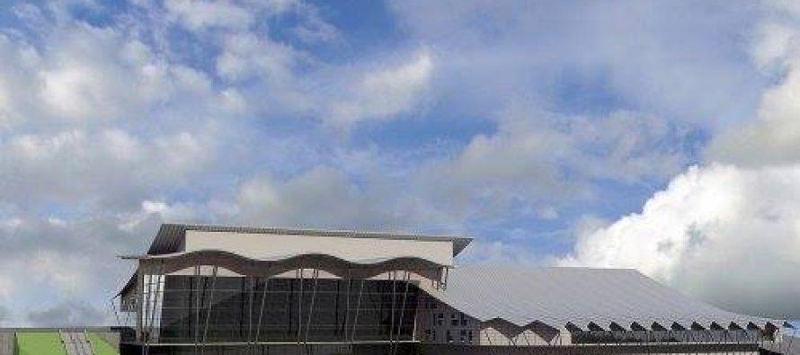 მაღლივ კორპუსთან ახალი სპორტის სასახლე აშენდება