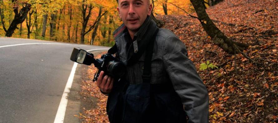 ფოტოგრაფ ირაკლი გედენიძეს ფიზიკური შეურაცყოფა მიაყენეს