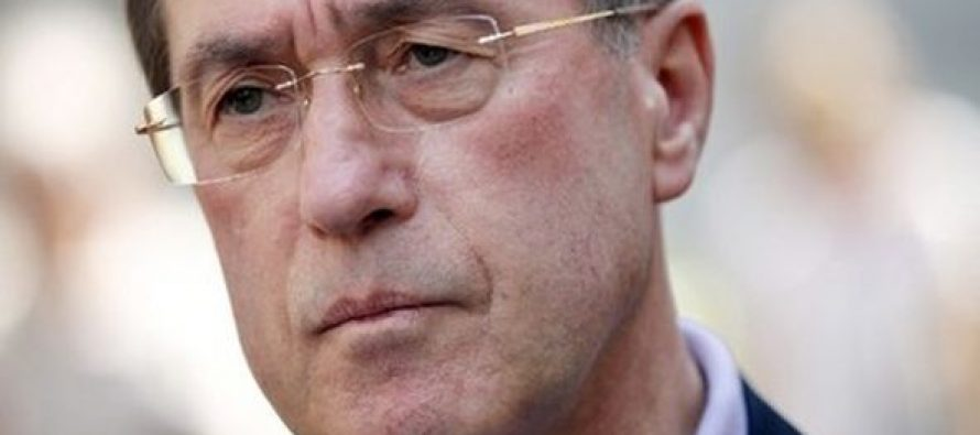 სარკოზის თანაგუნდელი ყოფილი მინისტრი დააკავეს