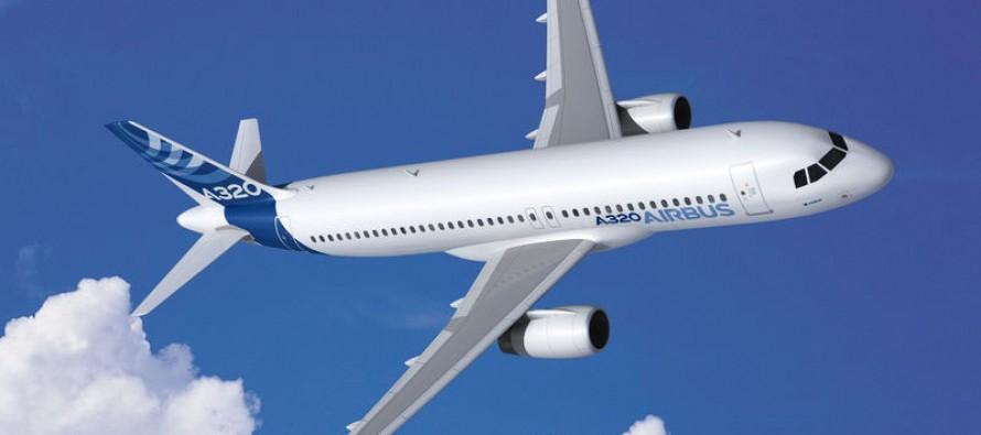 საფრანგეთში სამგზავრო თვითმფრინავი Airbus A320 ჩამოვარდა