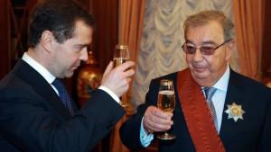 RUSSIA-MEDVEDEV-PRIMAKOV
