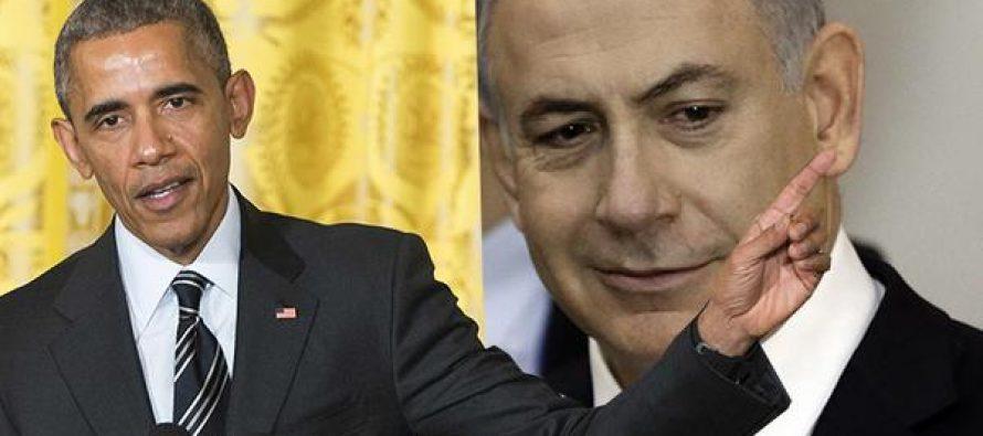აშშ-სა და ისრაელს შორის ახალი სკანდალი