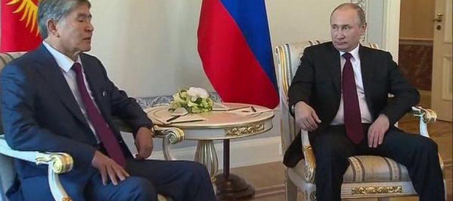 ათდღიანი გაუჩინარების შემდეგ რუსეთის პრეზიდენტი, ვლადიმერ პუტინი საზოგადოების წინაშე გამოჩნდა