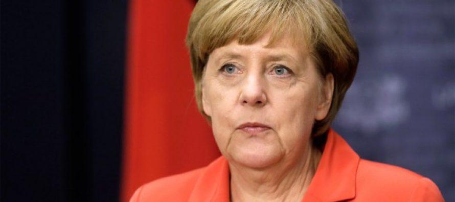 მერკელი გერმანიისთვის თავდაცვის ხარჯების გაზრდაზე საუბრობს