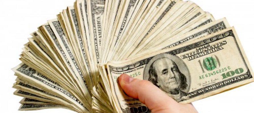 ერთი ამერიკული დოლარის ოფიციალური ღირებულება 2.3406 ლარი გახდა