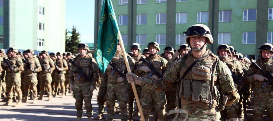 სამხედრო ძალების რაოდენობა 37 000 სამხედრო მოსამსახურით იქნება განსაზღვრული