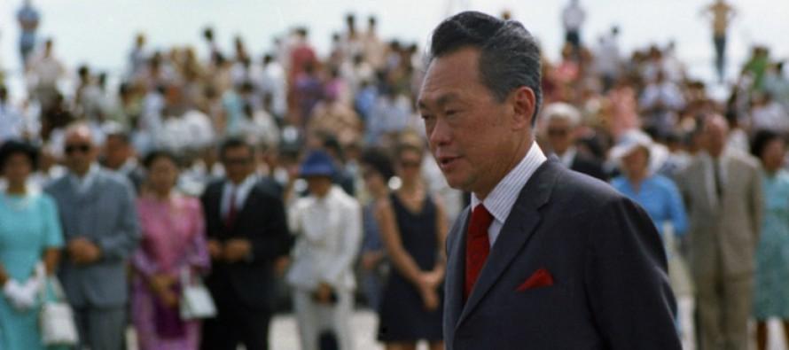 სინგაპურის ექსპრემიერი ლი კუან იუ 91 წლის ასაკში გარდაიცვალა