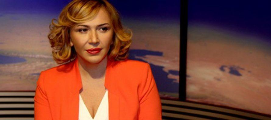 ცნობილ ტელეჟურნალისტს ინგა გრიგოლიას ლამბერსექსუალური იმიჯი არ მოსწონს