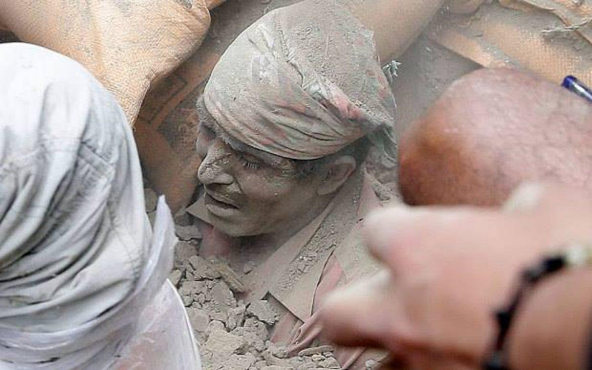 დღეს 25 აპრილს, ნეპალში რიხტერის შკალით 7,9 ბალის სიმძლავრის მიწისძვრა მოხდა…