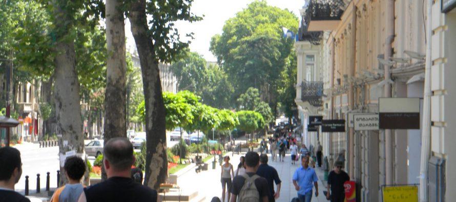 საქართველოში მოსახლეობის რაოდენობა 14,7 პროცენტით შემცირდა