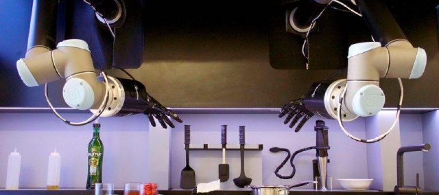 ,,რობოტი მზარეული,,  14.000 დოლარად (ვიდეო)