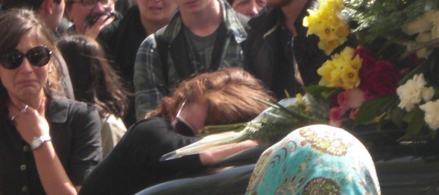 მსახიობი კოტე თოლორდავა დღეს საბურთალოს სასაფლაოზე დაკრძალეს