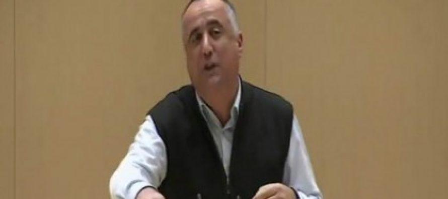 აკაკი ბობოხიძე აცხადებს, რომ საქართველოში რუსოფობია არ არის, ქვეყანაში ანტისაოკუპაციო განწყობაა