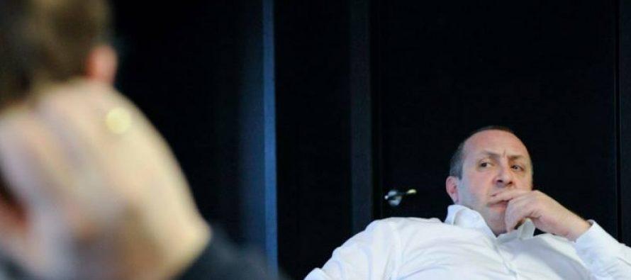 პრეზიდენტი იძულებულია დამოუკიდებელი პოლიტიკური თამაში წამოიწყოს–ვალერი გელბახიანი