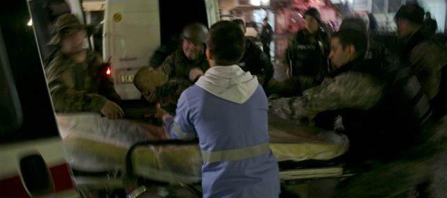 მაკედონიაში ტერორისტებთან შეტაკებას სისხლისღვრა მოჰყვა