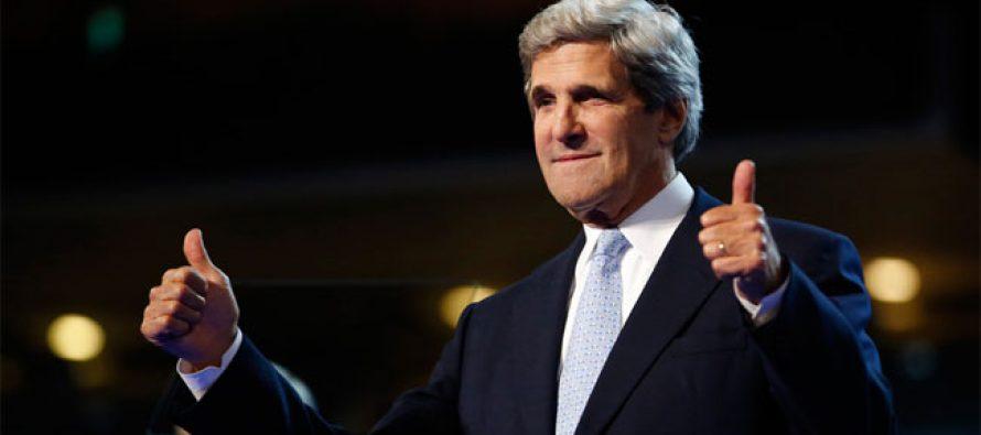 ჯონ კერი რუსეთსა და ირანს გაფრთხილებას აძლევს