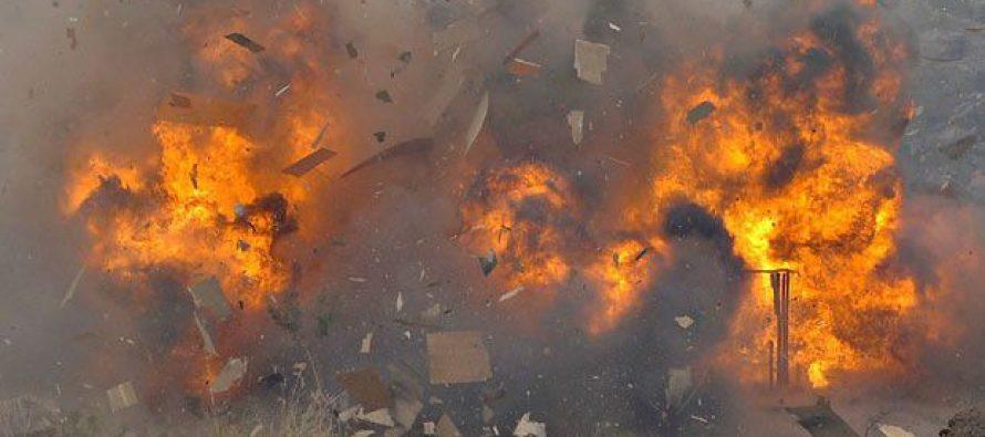 საუდის არაბეთში თვითმკვლელმა ტეროსრისტმა მეჩეთი ააფეთქა
