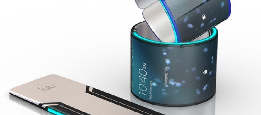 ,,BLU,, – მომავლის ტელეფონი (PHOTO-VIDEO)