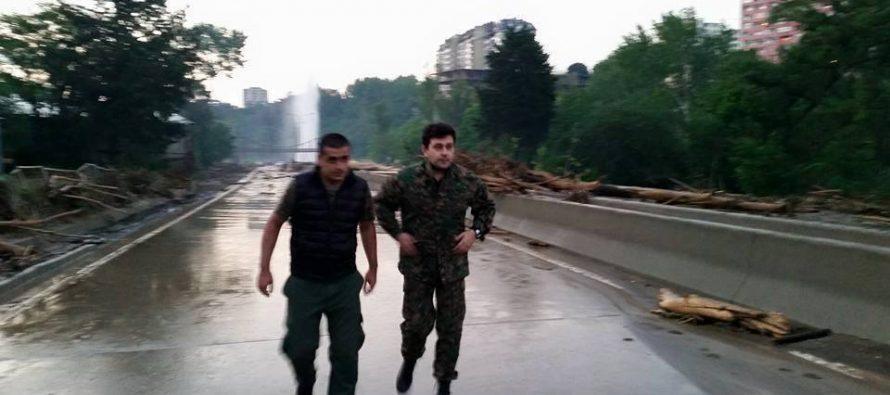 ირაკლი ღლონტი:სასწრაფოდ უნდა დაიწყოს გამოძიება და დადგინდეს რის გამო დატრიალდა თბილისში ტრაგედია