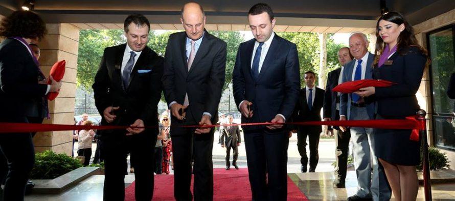 ირაკლი ღარიბაშვილი – ჩვენი ხელისუფლების დროს საქართველოში 100-მდე ახალი სასტუმრო გაიხსნა