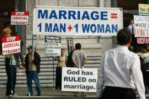 აშშ-ს რამდენიმე შტატმა გეი-ქორწინებების დაკანონება გააპროტესტა