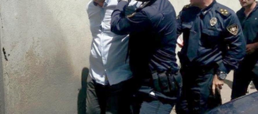 """""""თავისუფალი საქართველოს"""" ინფორმაციით, ალექსანდრე შალამბერიძე და ბეჟან გუნავა დააკავეს"""