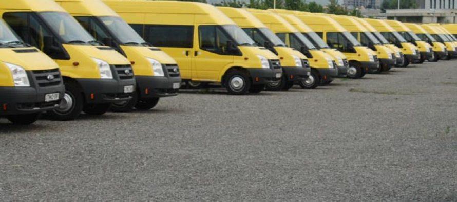 ყვითელი მიკროავტობუსების მძღოლებს კონდიციონერის ჩართვა დღეიდან მკაცრად მოეთხოვებათ