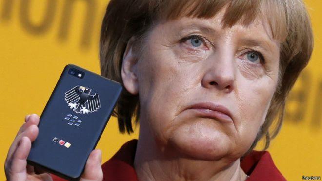 გერმანიაში მერკელის სატელეფონო მოსმენების საქმე დაიხურა