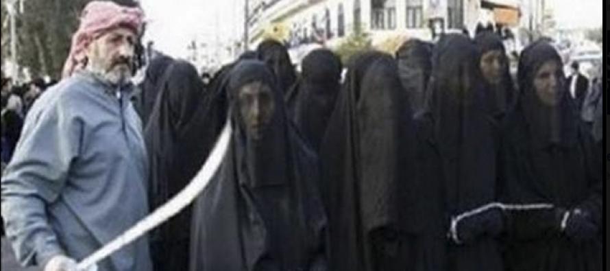 ისლამური სახელმწიფოს ბოევიკებმა პირველად მოკვეთეს თავი ქალებს