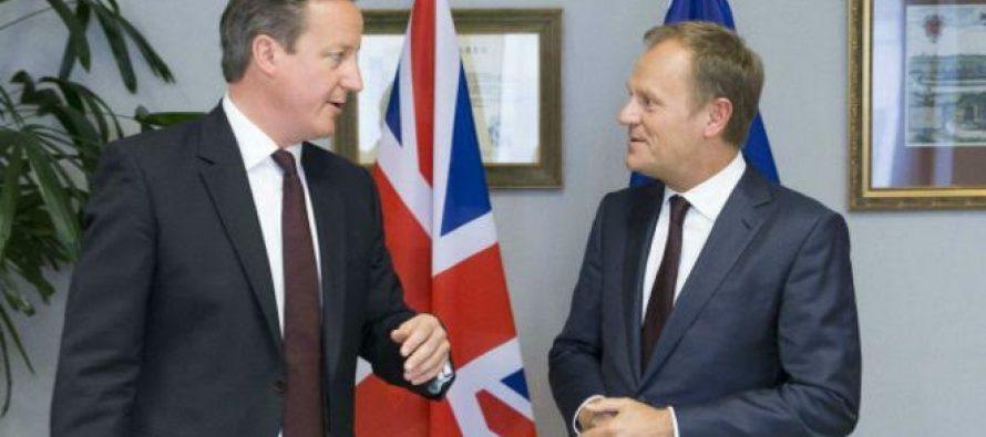 ევროკავშირი ბრიტანეთის გამო შეთანხმებების დარღვევას არ აპირებს