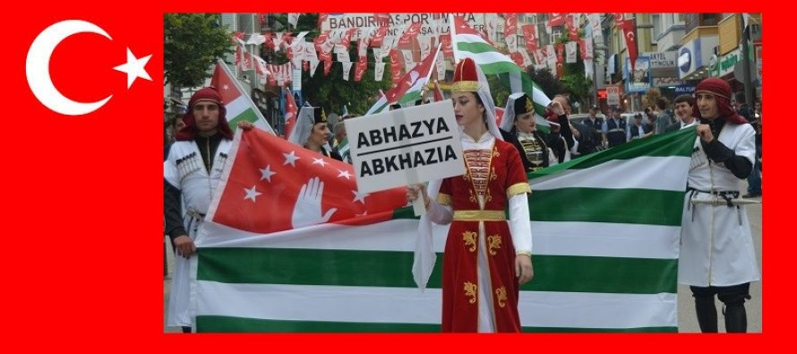 თურქეთში აფხაზური დიასპორის უპირატესობა თანდათან იკვეთება…