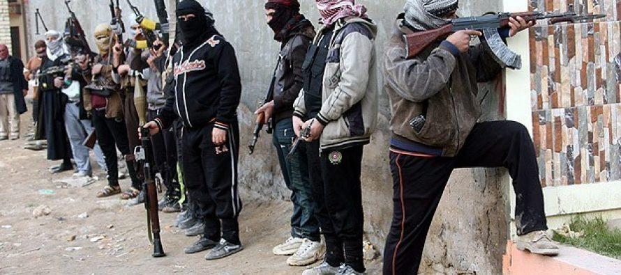 უპრეცედენტო შემთხვევა: ისლამისტები ტყვედ ჩაბარდნენ
