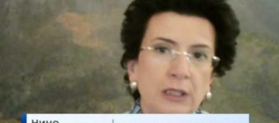 ბურჯანაძემ რუსულ ტელეარხზე სააკაშვილზე ისაუბრა (VIDEO)
