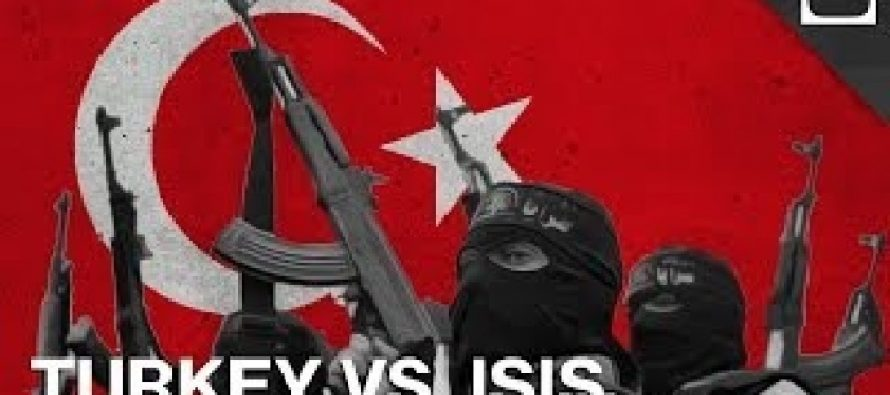 ,,ისლამური სახელმწიფო,, თურქეთს ტერაქტებით ემუქრება