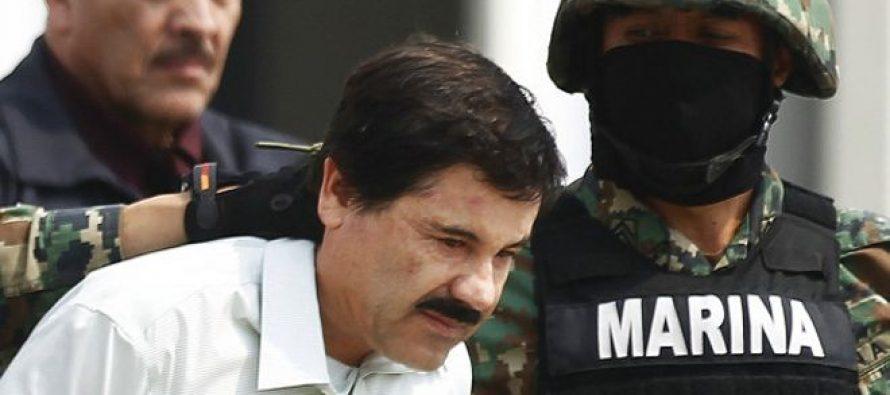 მექსიკელი ნარკობარონი N1 მეორედ გაიქცა ციხიდან