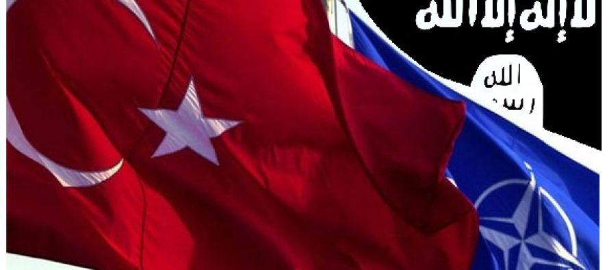 თურქეთი ისლამისტების წინააღმდეგ ომში ჩაერთო და აშშ-ს საკუთარი ბაზები დაუთმო