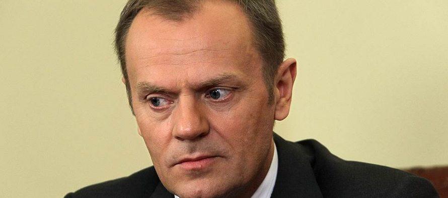 დონალდ ტუსკი: ევროკავშირისთვის რუსეთსა და აფხაზეთს შორის სამხედრო შეთანხმებას წონა არა აქვს