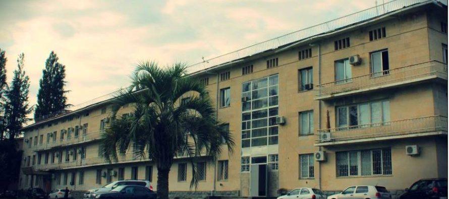 ოლიმპიური კომიტეტის გურიის რეგიონული ორგანიზაციის წევრებმა ოზურგეთის მერიის მისამართით საყვედური გამოთქვეს