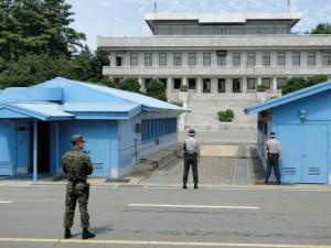 სამხრეთ კორეამ საზღვარზე დინამიკები გამორთო