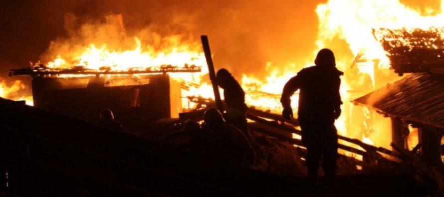ჩინეთში აფეთქების ადგილას ხელახლა გაჩნდა ცეცხლი