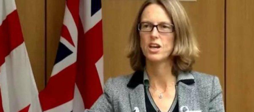 ალექსანდრა მერი ჰოლ ჰოლი: საქართველოში პოლიტიკურ ძალებს საკუთარ ქმედებებზე პასუხისმგებლობა ეკისრებათ