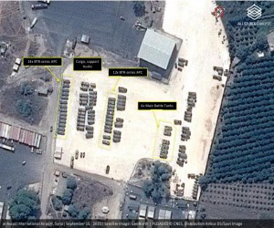 Russian Deployment to Syria 17 September 2015 (3)