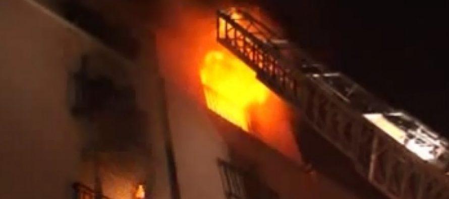 პარიზში საცხოვრებელ კორპუსში გაჩენილ ხანძარს 8 ადამიანი ემსხვერპლა
