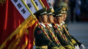 ჩინეთი მეორე მსოფლიო ომის დამთავრების 70 წლისთავს აღნიშნავს