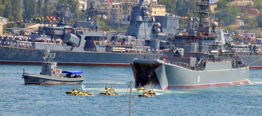 რუსეთი სირიაში სადესანტო გემებს, თვითმფრინავებს და ჯარისკაცებს აგზავნის…