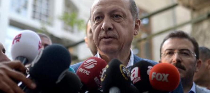 ერდოღანი აცხადებს, რომ ენერგორესურსებით მომარაგების თვალსაზრისით თურქეთი რუსეთს შემცვლელს მოუძებნის