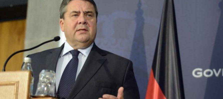 გერმანიის ვიცეკანცლერი რუსეთისთვის სანქციების გაუქმებას ითხოვს…