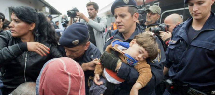 ავსტრიამ და გერმანიამ ათასობით მიგრანტი მიიღო