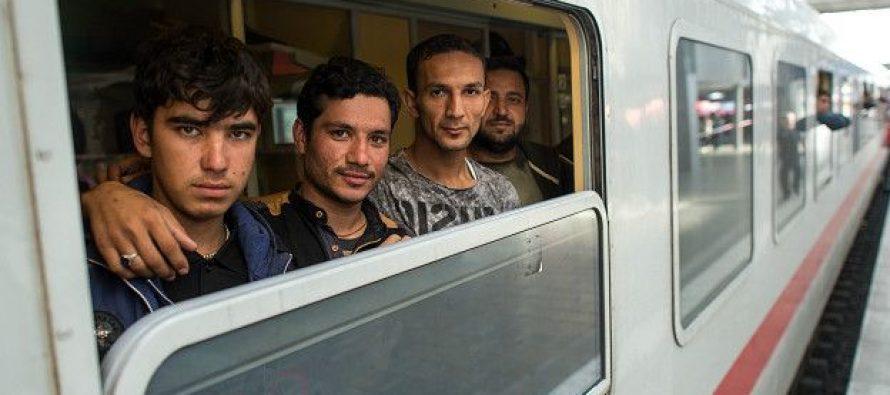 გერმანიის არმია ქვეყანას მიგრანტების მიღებაში ეხმარება