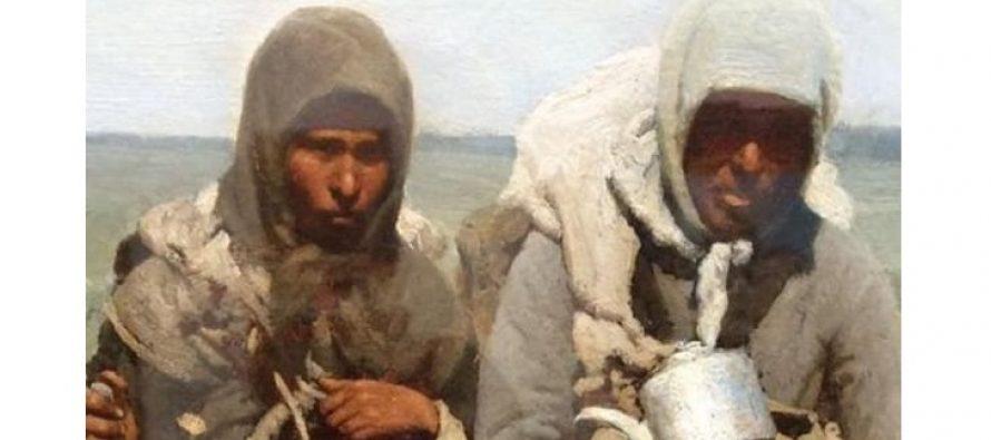 პუტინი და ლავროვი 137 წლის წინ შესრულებულ ნახატზე… (+ ფოტო)